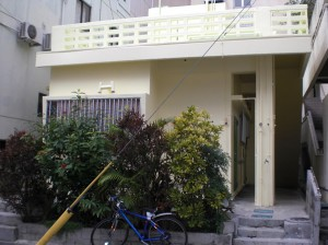 施工事例:「屋上からの水の浸入により、室内への漏水が」那覇市泊 A様邸